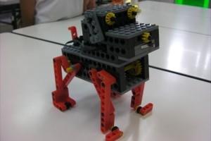 11月制作ロボット・リトルドツグ