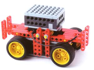 作製ロボット『う王さ王』