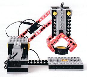 ピッキングロボ(アドバンスプログラミングコース2018年2-3月作製予定)