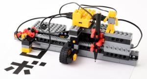 コピーロボット(アドバンスプログラミングコース2018年4-5月作製予定)