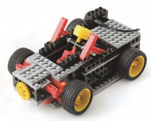ステアリングカー(ミドルコース2018年9月作製予定)