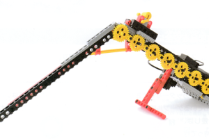ミドルコース10月作製ロボット『あがってゴーゴー号』