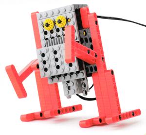 ベーシックコース1月作製ロボット『横綱ロボ』
