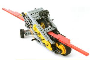 プログラミングカー(ミドルコース2019年6月作製予定)